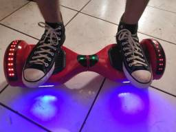 Hoverboard com LED