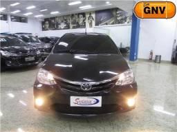 Toyota Etios 1.5 xls 16v flex 4p automático - 2017
