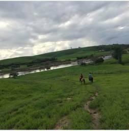 Fazenda em Atalaia, com 60 hectares, toda cercada e margeada pelo rio, curral e 2 açudes