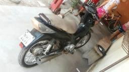 Vendo moto de leilão - 2007