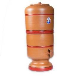Filtro De Barro 9 Litros + Brinde