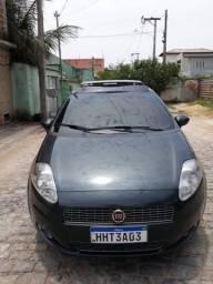Fiat Punto Teto Solar Panorâmico - 2008