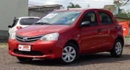 Toyota Etios 2013/2013 1.3 16V Flex 4P Manual - 2013