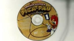 Coleção de humor clássico, comédia, aventura: Mr. Bean e Pica Pau