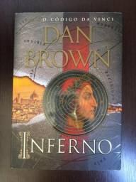 Livro Inferno - Daw Brown