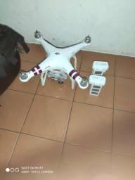Vem no drone dji Phantom 3 pro