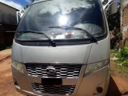 Mico Ônibus Volare W8 executivo - 2013