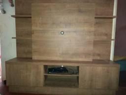 Painel de madeira
