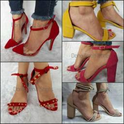 Sandálias elegantes