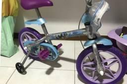 Bicicleta aro 12 - infantil