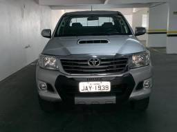 Toyota Hilux JAY1939 - 2012