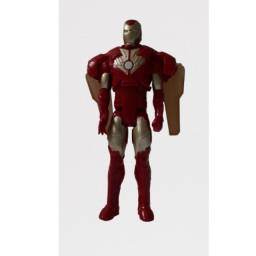 Boneco Homem de Ferro 30 cm