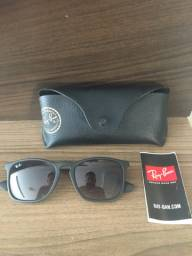 Oculos ray ban RB CHRIS preto fosco