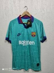 Camisa Barcelona Third 19/20