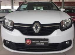 RENAULT LOGAN 1.6 EXPRESSION 8V FLEX 4P MANUAL. - 2017