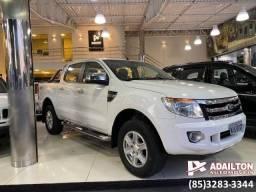 Ford Ranger XLT 3.2 20V 4x4 CD Diesel mecanica 13/13 unico dono 58 mil km sem igual - 2013