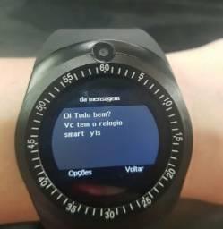 Relógio smartwatch Y1S