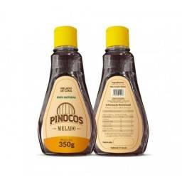 Kit 16 Melados de Cana Pinoco's Artesanal 100% Natural 350g