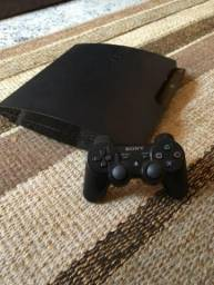 PlayStation 3 com 12 jogos e 500gb de Hd