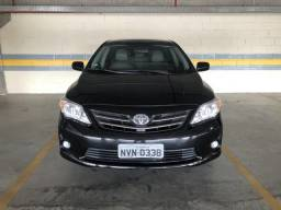 Corolla GLI 1.8 automático / 2012 - 2012