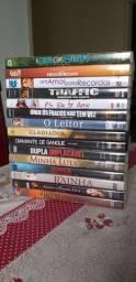 Filmes Originais em DVD - 11 Unidades (R$ 100,00)