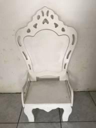 Cadeira de Princesa