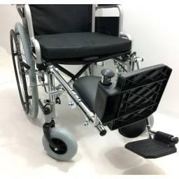 Cadeira De Rodas Alumínio E Dobrável Start M1 - Ottobock Elevação de Pernas