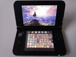 Nintendo 3ds Xl Edição Vermelho 32gb 300 Jogos, usado comprar usado  Curitiba