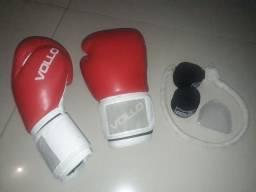 Luva de Muay Thay ou Boxe 10oz