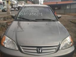 Vende Honda Civic Lx 1.6 8v
