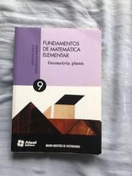 Vendo livro de matemática