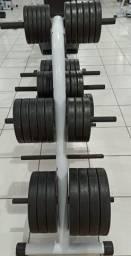 Vendo academia de musculação completa