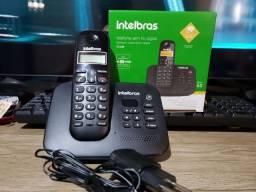 Telefone Sem Fio Fixo - Intelbras TS 3130