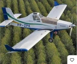 Aeronave agrícola