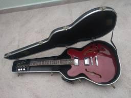 Título do anúncio: Guitarra Semi acústica Samick