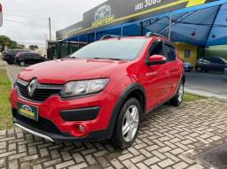 Título do anúncio: Renault SANDERO 1.6 SL STEPWAY RIP CURL 16V FLEX 4P MANUAL