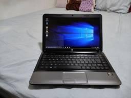 Título do anúncio: Notebook core i5 Hp RAM 6 GB HD 500 bateria boa teclado bom com carregador