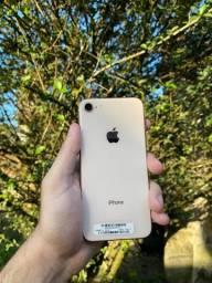 V/T iPhone 8 64gb COM GARANTI