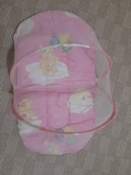 Título do anúncio: Berço Mosquiteiro Conforto Portátil Proteção Infantil Atóxico