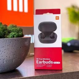 Fone De ouvido Bluetooth EarBuds Basic 2s Lançamento Xiaomi Original