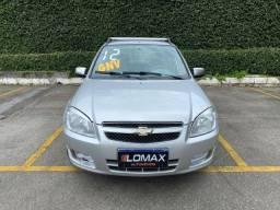 Título do anúncio: Chevrolet Prisma 1.4 LT 2012 - Completo - GNV - Rack de Teto