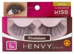 1 Par de cílios Premium Kiss New York Naturale 04 KPE11S