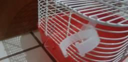 Título do anúncio: Gaiolas para hamster, usadas. R$ 25,00 cada.