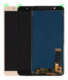 Tela Touch Display Samsung J4 J5 J4 Plus J6 J600 J7 Pro