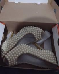 Título do anúncio: Sapato branco