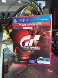 Jogo para PS4 - Gran Turismo Sports hits (Lojas WiKi)