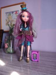 Boneca Ever After High Madeline Hatter Legacy Day Fotos Reais