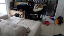 Seu sofá livre de ácaros e sujeira