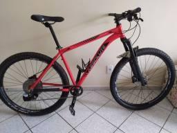Título do anúncio: Bicicleta 29 Absolute 1x12 Vermelho Tamanho 19<br><br>
