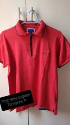 Título do anúncio: Camisas Polo Italy original